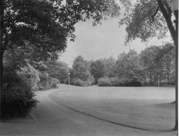 1932 photo of Anderson Park