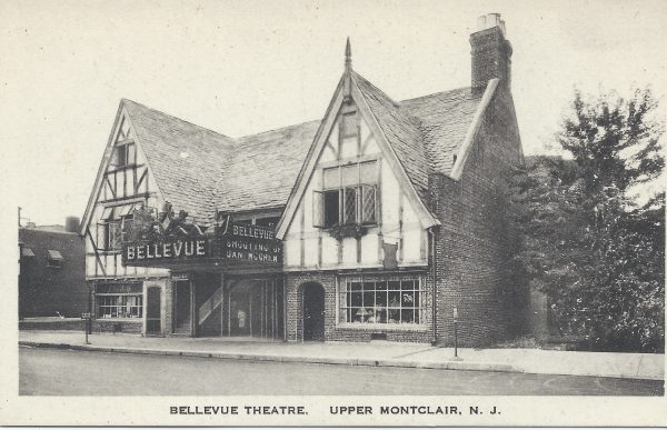 Picture of the Bellevue Theater, circa 1925